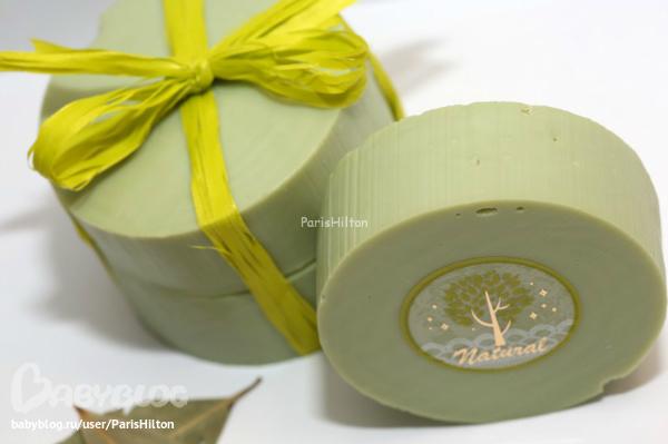 Мыло с лавровым листом 117