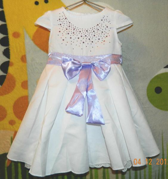 Украшение на платье своими руками детское 55
