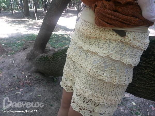 Вязание крючком на осинке.ру