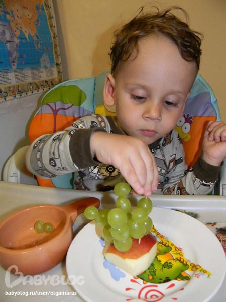 """тн """"Овощи, фрукты, ягоды"""". - запись пользователя Сашина ..."""