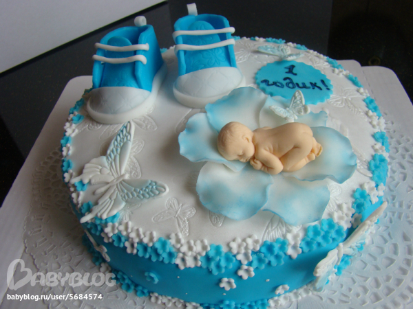 Торт для малышей