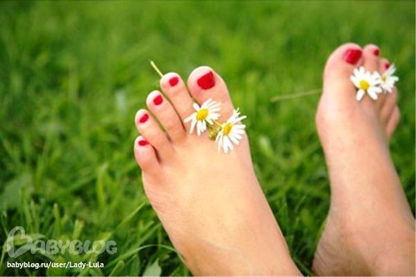 Фото женских ног пальчиков 1 фотография