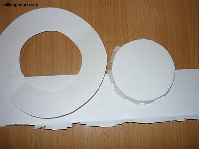 Как сделать шляпу цилиндр из бумаги своими руками фото