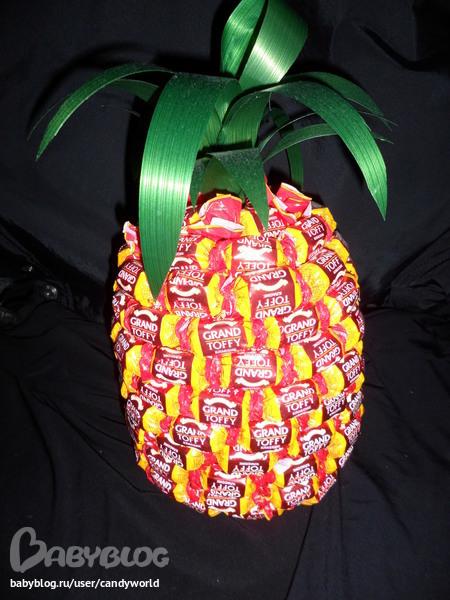 Букеты из конфет - Рукоделие - сообщество - 344 - Babyblog.ru