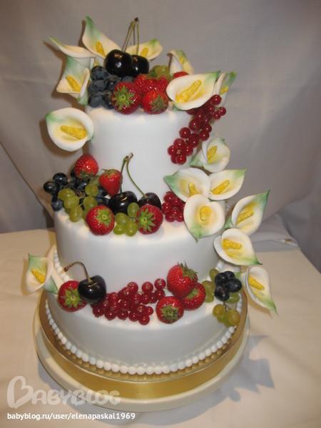 Пекарь полярный торт фото 9
