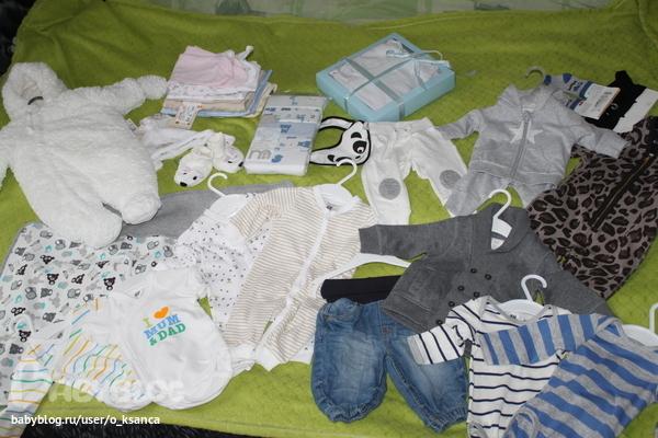 Новорожденный приданое своими руками 5