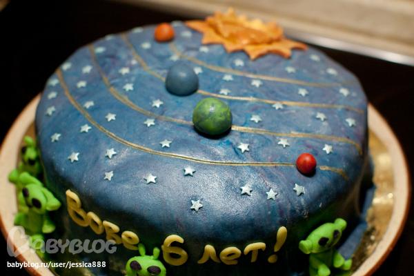 Торт космос рецепт пошаговый с