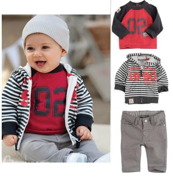 Стильная Одежда Для Младенцев