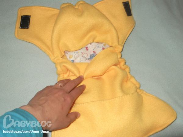 Многоразовые подгузники подгузник своими руками