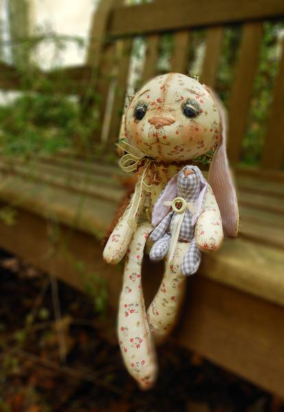 Куклы своими руками с длинными руками 115