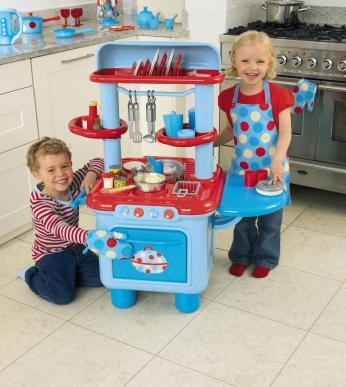 Кухню детскую в elc