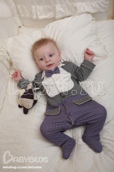 Прикольная детская одежда 11