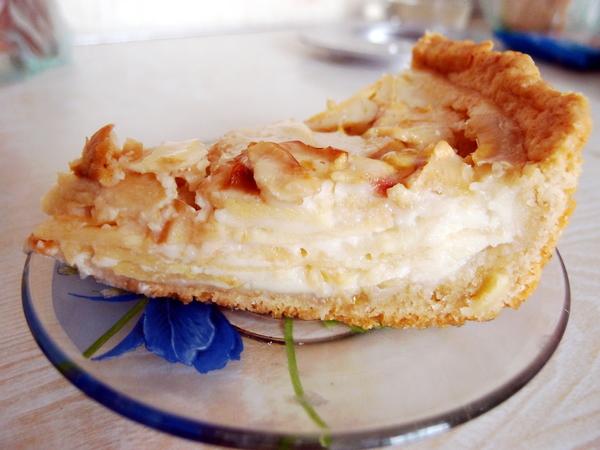 Яблочный Пирог За Полчаса Фото