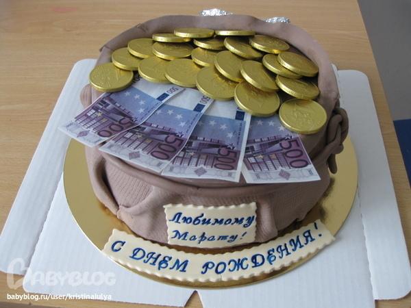 Торт для мужчины на юбилей своими руками