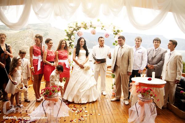 Мелочи к свадьбе от а до я  235