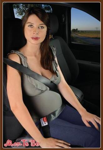 Накладка на ремень безопасности для беременных 41