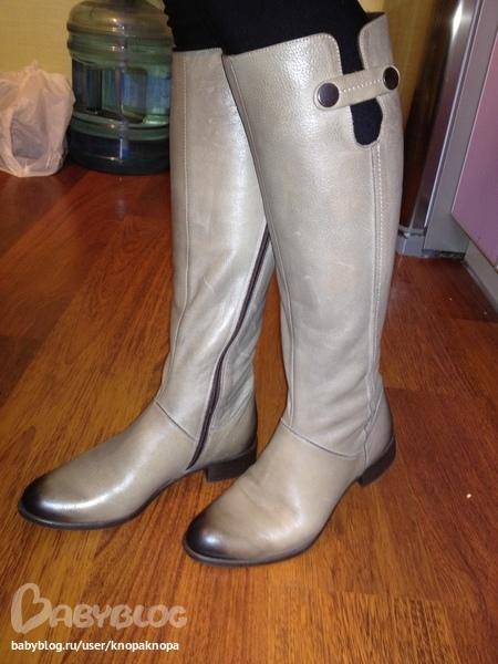 С чем носить сапоги без каблука? - Красивая и Успешная