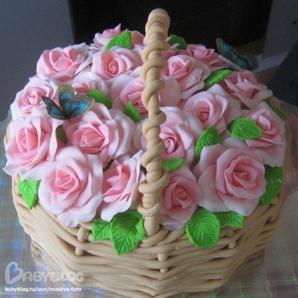 Украшение торта своими руками в домашних условиях для ребенка без мастики
