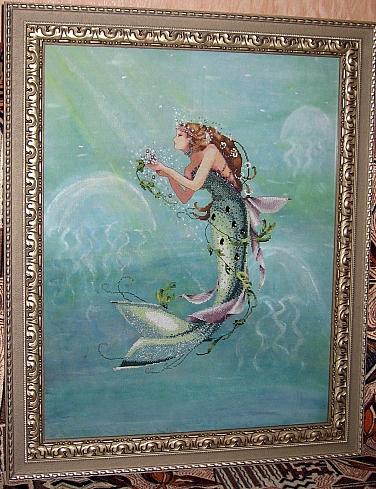 Королева русалок от Мирабилии