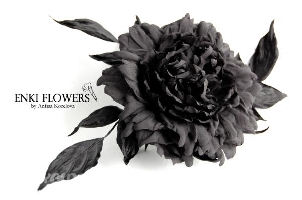 Цветы из тканей своими руками: как сделать, мастер-класс