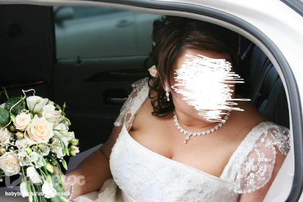 Свадебные платья 58 фото