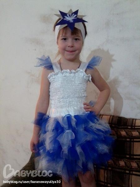 Новогодний костюм звездочка фото Рукоделие