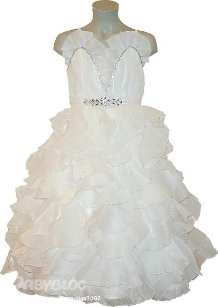 Все новогодние платья на детей