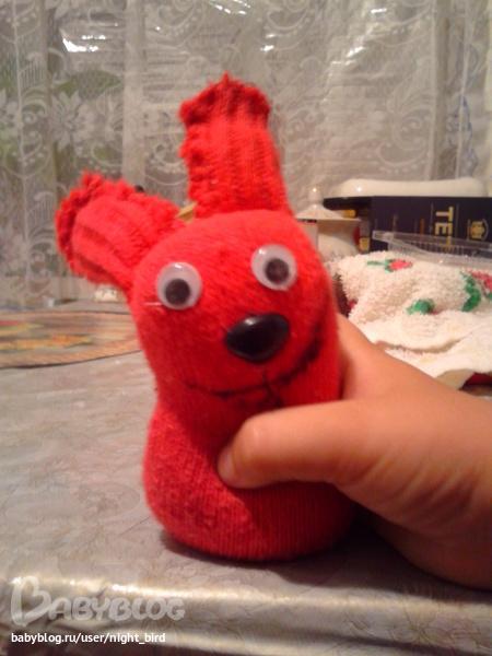 Лучшая игрушка своими руками