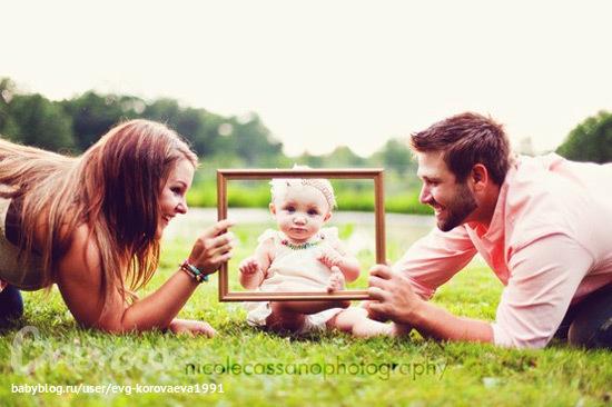 Фотосессия семейные идеи для