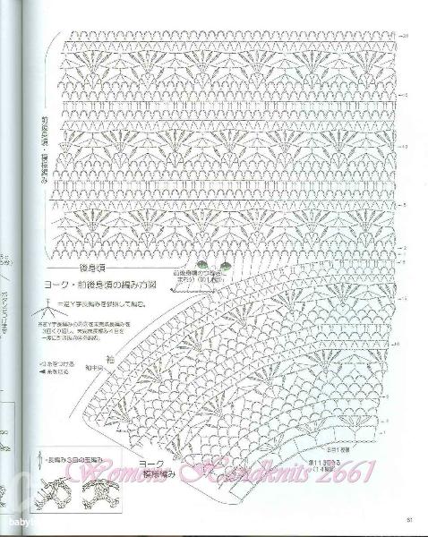 Схема платья ванессы монторо оливия
