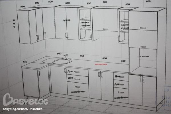 Как сделать дизайн кухни на компьютер самому