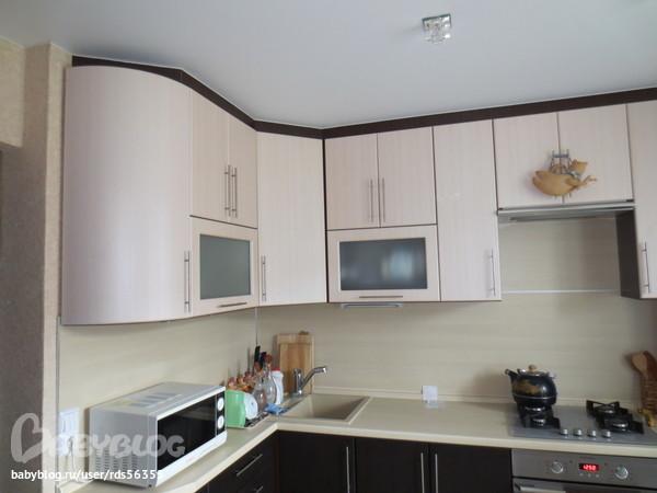 Кухни до потолка фото дизайн