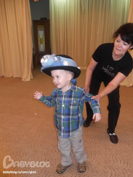 Шляпа для мальчика своими руками в детский 11