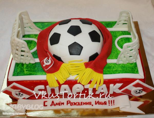 Торт ливерпуль фото 5