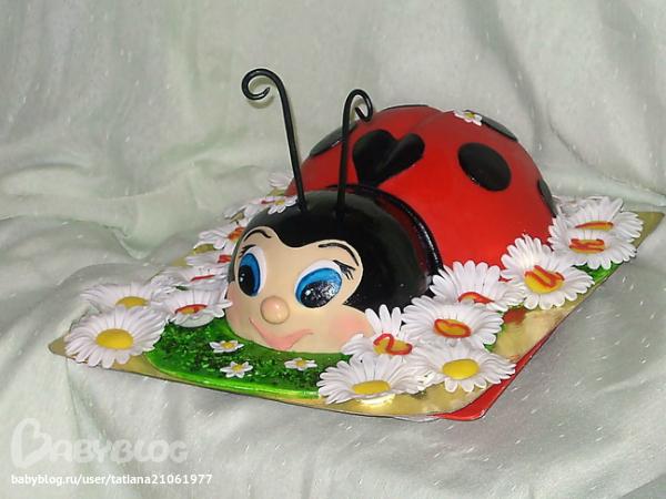 Торт из природного материала фото 11
