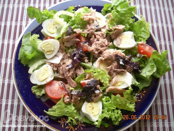 Рецепт высокая кухня салат