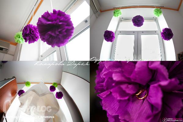 Украсить комнату невесты к свадьбе фото