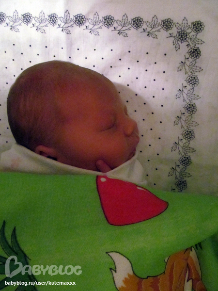 Мой ребенок в 38 недель беременности