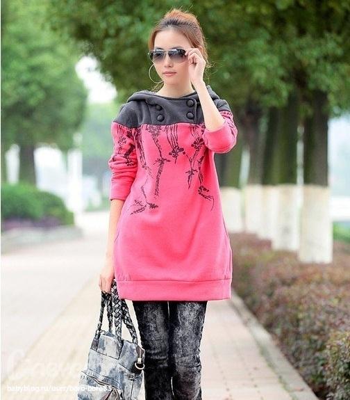Модные Толстовки