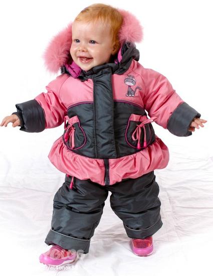 Купить Зимний Костюм Для Ребенка