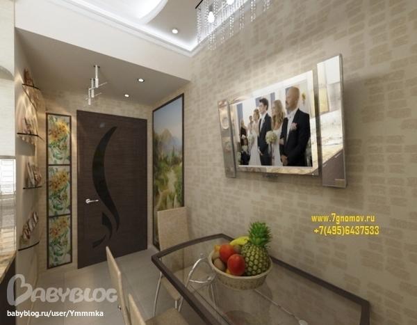 Кухня 6 метров дизайн