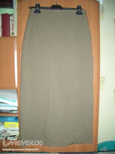 Классические длинные юбки