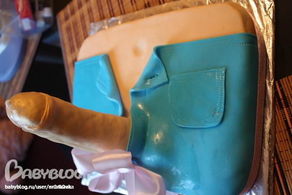 Торт на девичник соска фото