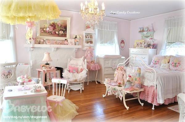 Идеи оформления комнат