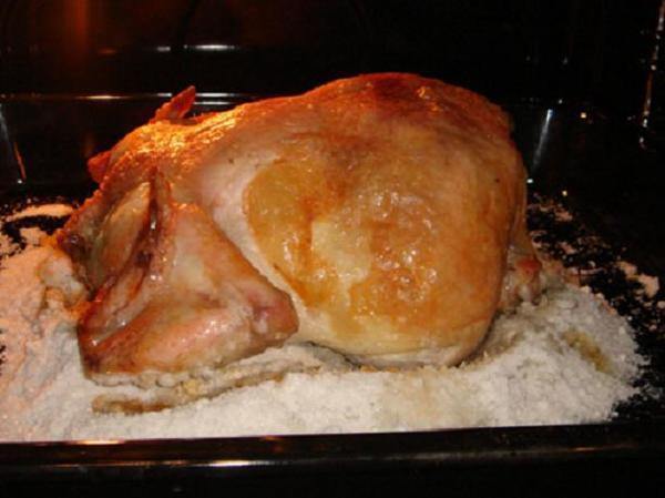 На нашем сайте рецептов Вы всегда можете найти все про курица на соли