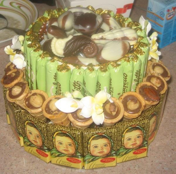 Торт для ребенка своими руками мастер класс 36