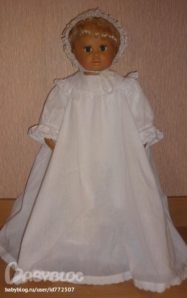 Кузнечики :: Форум жителей района * Просмотр темы - Крестильные платья для малышей