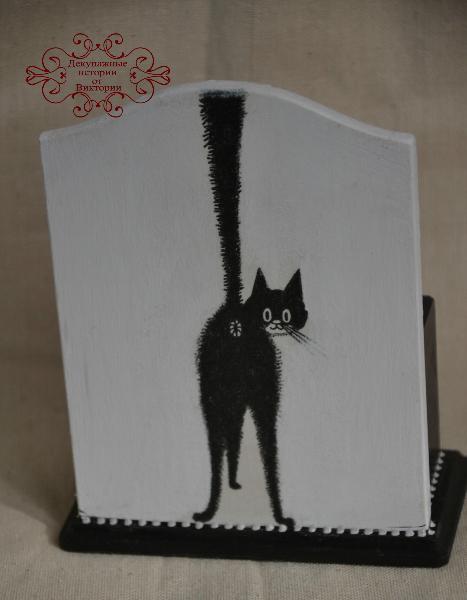 Для любителей котов и