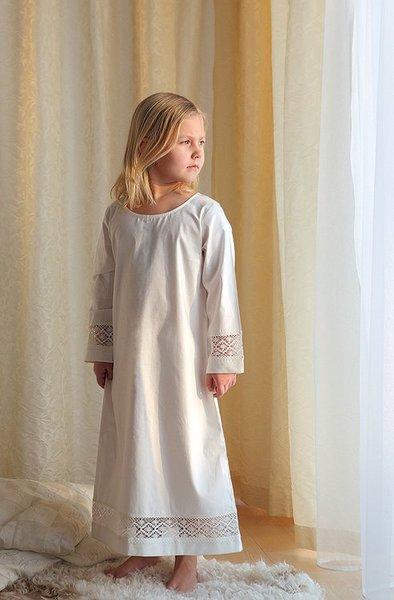 Как сшить ночнушку девочке 5 лет 10