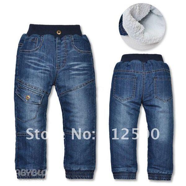 Купить модные джинсы для мальчика